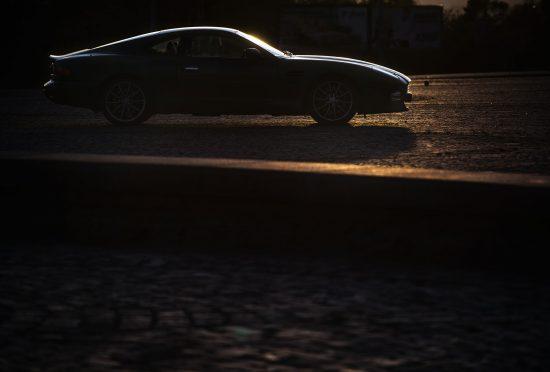 Aston Martin DB7 Vantage Prototype DP005 1998 - 6