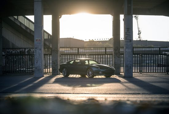 Aston Martin DB7 Vantage Prototype DP005 1998 - 7