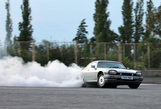 JaguarSport XJR-S V12 TWR No.001