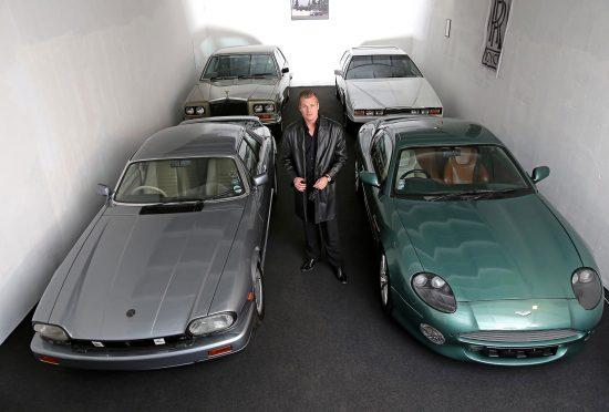 JaguarSport XJR-S V12 TWR No.001 - 4