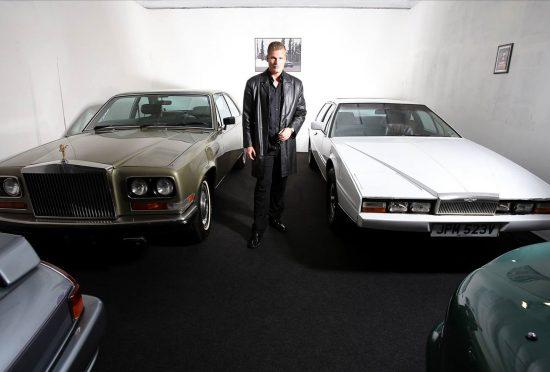 Aston Martin Lagonda 1979 - 3