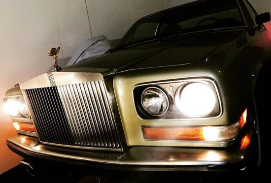Rolls-Royce Camargue 1974