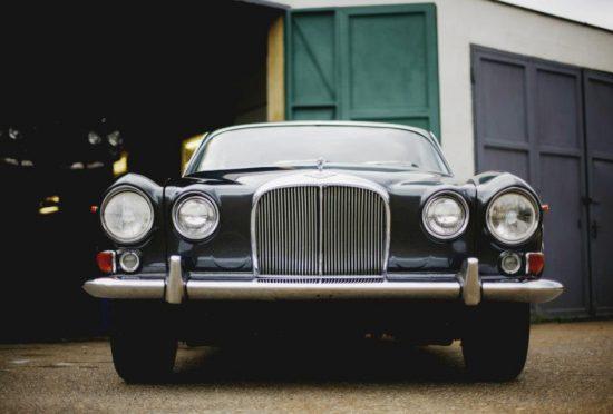 Jaguar 420G 1970 - 27