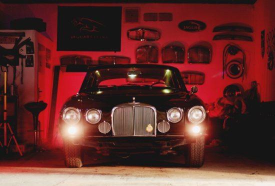 Jaguar 420G 1968 - 2