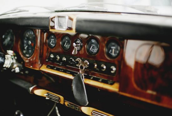 Jaguar 420G 1970 - 12