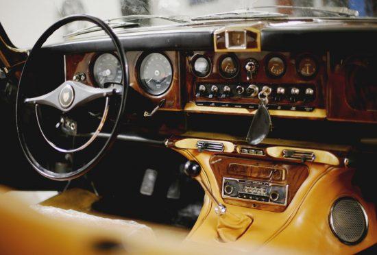 Jaguar 420G 1970 - 8
