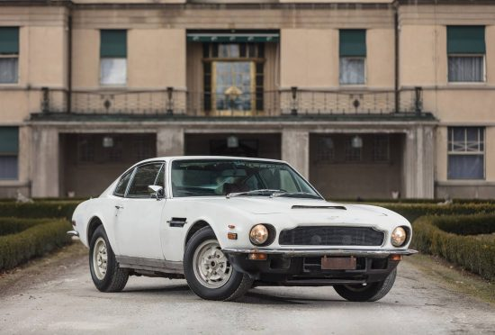 Aston Martin DBS V8 1973 LHD