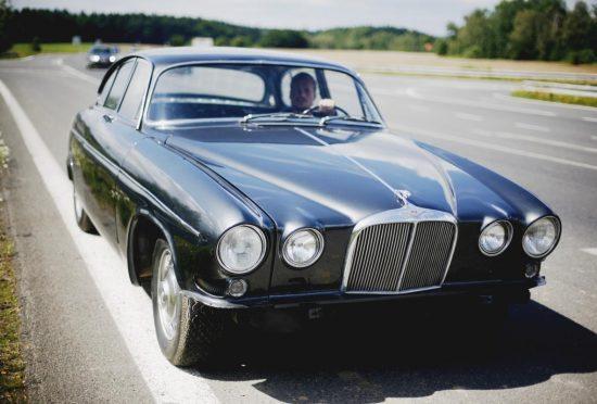 Jaguar 420G 1970 - 2