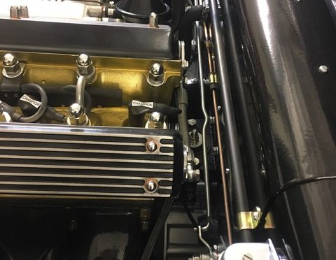 Jaguar 420G 1968 - 13