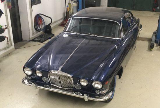 Jaguar 420G 1968 - 19