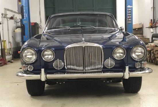Jaguar 420G 1968 - 21