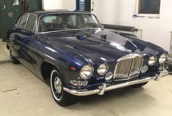 Jaguar 420G 1968 - 22