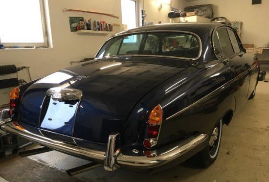 Jaguar 420G 1968 - 24