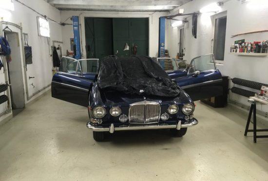 Jaguar 420G 1968 - 25