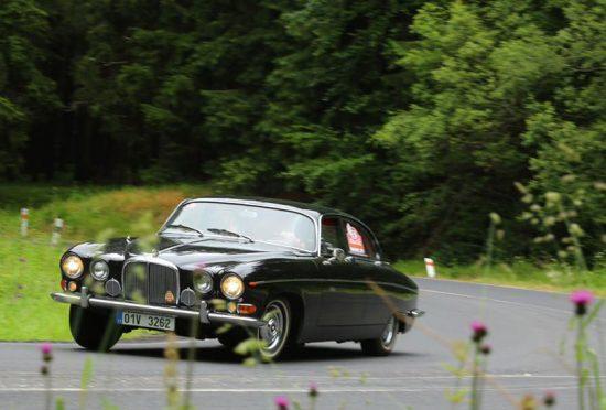 Jaguar 420G 1968 - 4