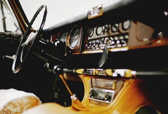 Jaguar 420G 1970 - 9