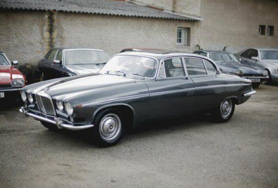 Jaguar 420G 1970 - 24