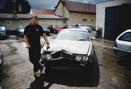 Servis a renovace klasických aut - 1