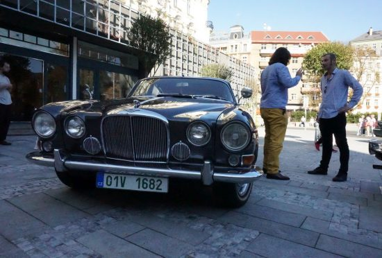 Jaguar 420G 1970 - 29