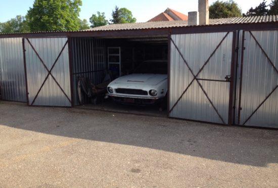 Aston Martin DBS V8 1973 LHD - 3