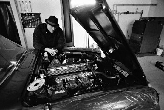Servis a renovace klasických aut - 4