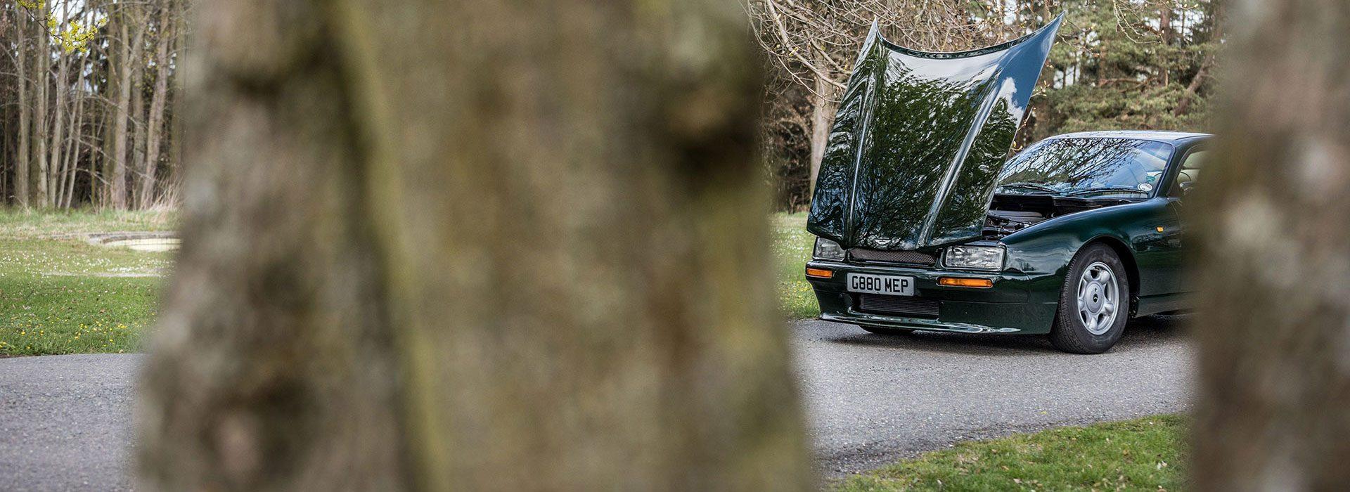 Servis a renovace klasických aut