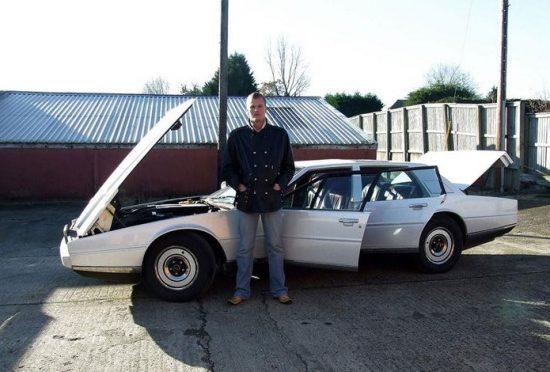 Aston Martin Lagonda 1979 - 4