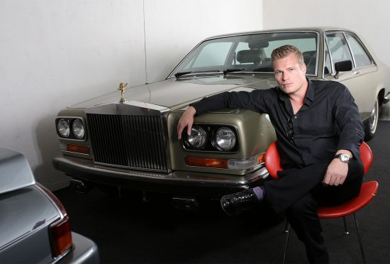 Rolls-Royce Camargue 1974 - 2