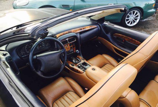 Aston Martin DB7 Volante 3.2 Supercharged - 1