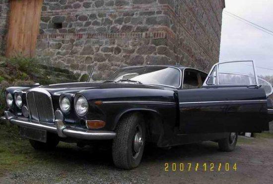 Jaguar 420G 1968 RHD - 2
