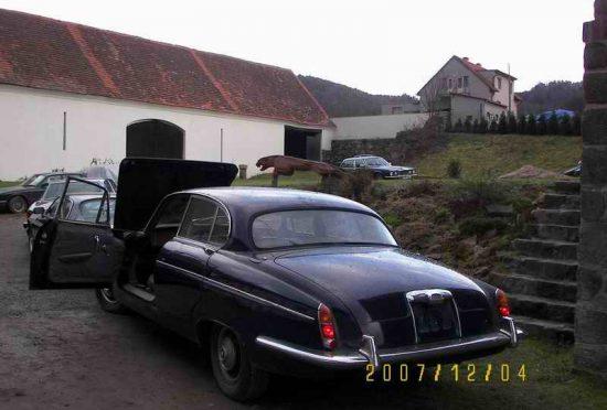 Jaguar 420G 1968 RHD - 3