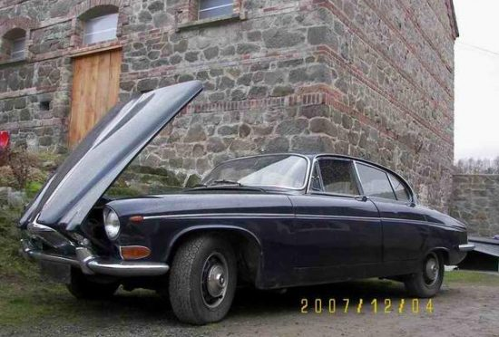 Jaguar 420G 1968 RHD - 4