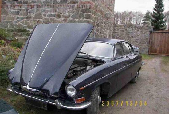 Jaguar 420G 1968 RHD - 6