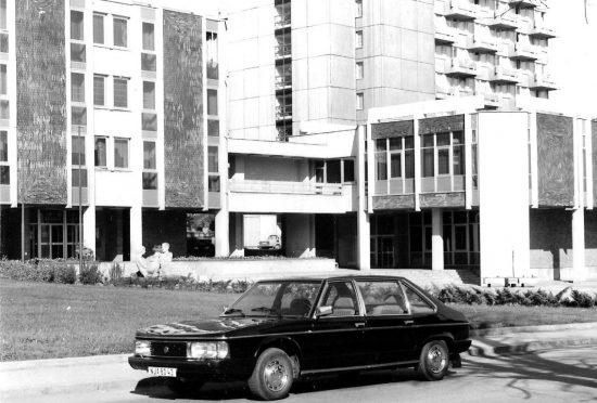 Tatra 613 Special REZERVOVÁNO - 2