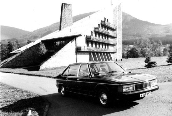 Tatra 613 Special REZERVOVÁNO - 4