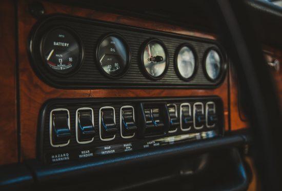 Jaguar XJ12 S1 5.3Litre - 5