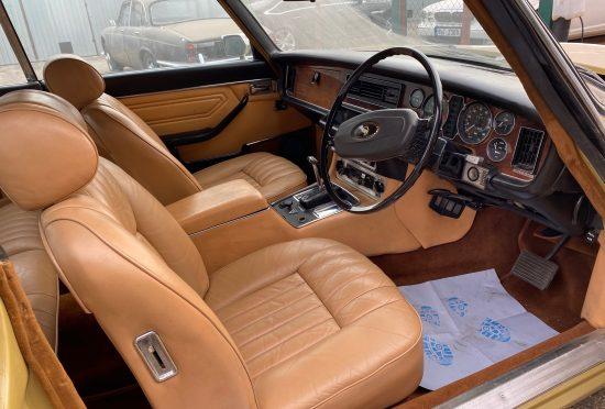 Daimler Double Six Coupé
