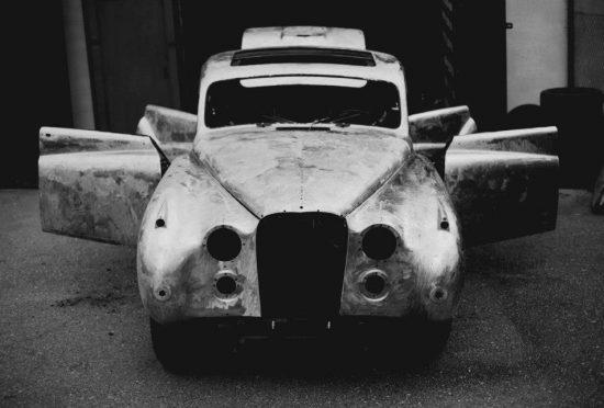 Jaguar MK7 - 2