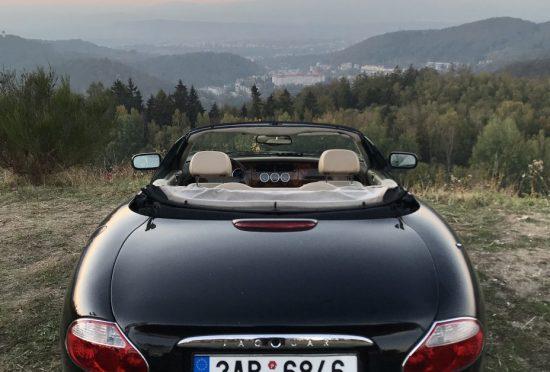 Jaguar XK Convertible X100 - 5