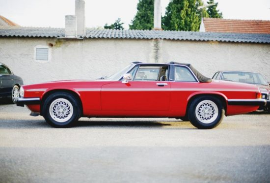 Jaguar XJ-SC 3.6l Manual Red