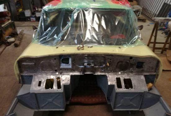Jaguar E-Type S2 4.2l FHC - 2