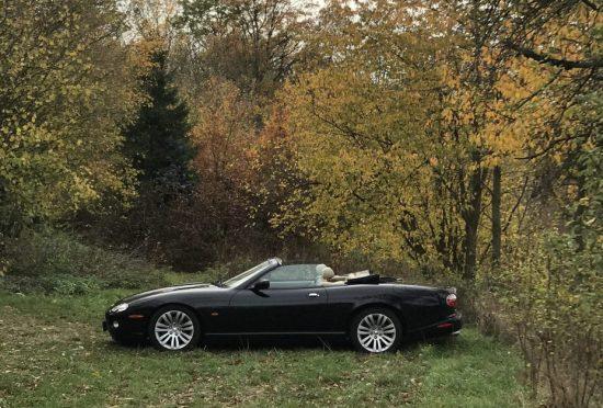 Jaguar XK Convertible X100