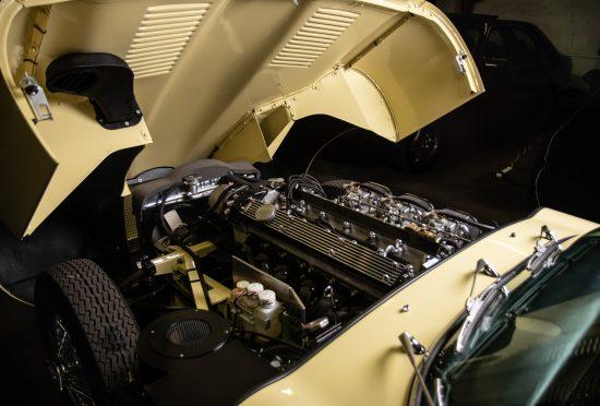 Jaguar E-Type S2 4.2l FHC RENOVACE - 14