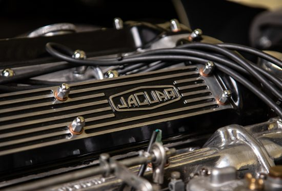Jaguar E-Type S2 4.2l FHC RENOVACE - 16
