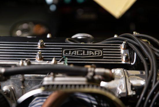 Jaguar E-Type S2 4.2l FHC RENOVACE - 18