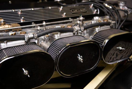 Jaguar E-Type S2 4.2l FHC RENOVACE - 19