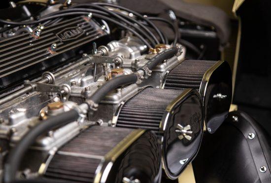 Jaguar E-Type S2 4.2l FHC RENOVACE - 24