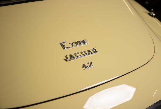 Jaguar E-Type S2 4.2l FHC RENOVACE - 28