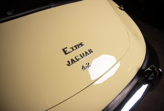 Jaguar E-Type S2 4.2l FHC RENOVACE - 33