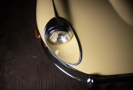 Jaguar E-Type S2 4.2l FHC RENOVACE - 43